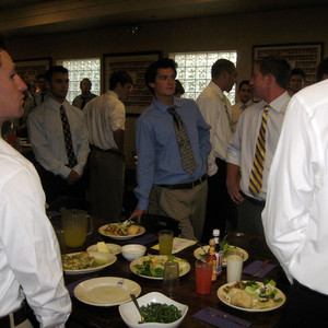 2008 Chapter Dinner